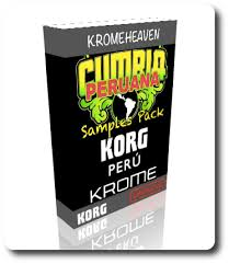 Samples Krome cumbia Peruana