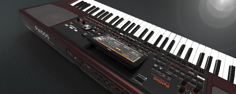 El nuevo y potente teclado Korg Pa 1000 te compraras uno?