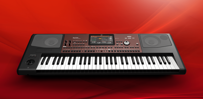 Korg Pa 700 asi es este nuevo y potente teclado