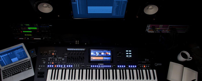 Yamaha Genos Dios mio! es increible lo que puedes hacer con este teclado