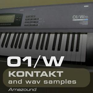 Sample Dyno piano para Korg 01/w – Kontak