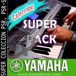 Ritmos yamaha PSR S950 gratis para todas las series PSR