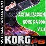 Actualización del Sistema Operativo versión 1.3 para el Pa900